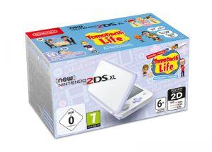 New Nintendo 2DS XL + Tomodachi Life (download code)