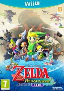 Gra The Legend of Zelda Wind Waker HD (WiiU)