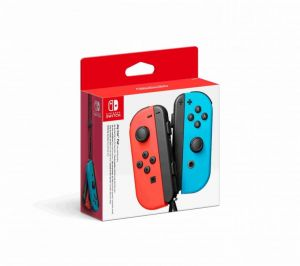 Nintendo Switch Joy-Cons Neon RED/BLUE