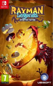 Gra Rayman Legends - Definitive Edition (Switch)