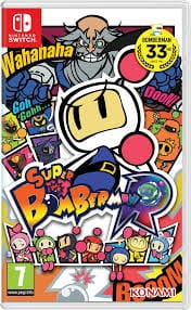 Gra Super Bomberman R (SWITCH)