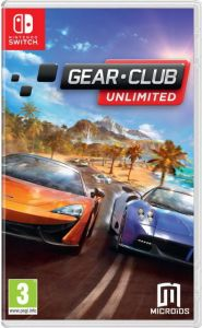 Gra Gear Club Unlimited (Nintendo Switch)