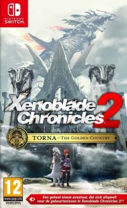 Gra Xenoblade Chronicles 2: Torna The Golden Country (Switch)