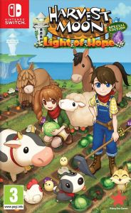 Gra Harvest Moon: Light of Hope Special Edition (Nintendo Switch)