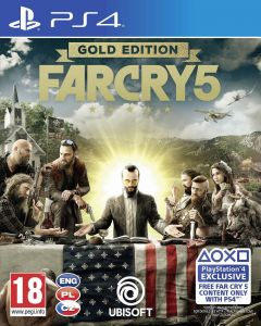Gra Far Cry 5 Edycja Gold (PS4)