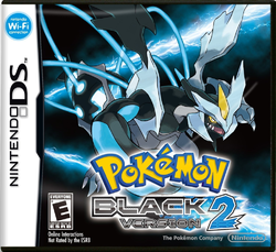 Gra Pokémon Black 2 (Nintendo DS)