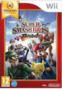 Gra Super Smash Bros. Brawl Selects (Nintendo Wii)