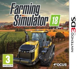 Gra Farming Simulator 2018 (Nintendo 3DS)