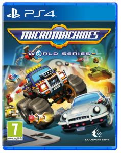 Gra Micro Machines (PS4)