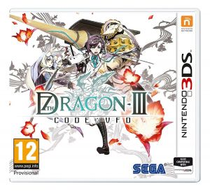 Gra 7th Dragon III Code: VFD (Nintendo 3DS)