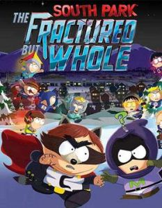 Gra South Park The Fractured But Whole (Nintendo Switch)