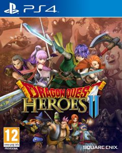 Gra Dragon Quest Heroes II Explorer Edition (PS4)