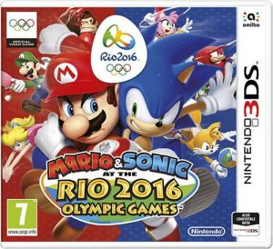 Gra Mario & Sonic at the Rio 2016 Olympic Games (Nintendo 3DS)