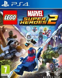 Gra LEGO Marvel Super Heroes 2 (PS4)
