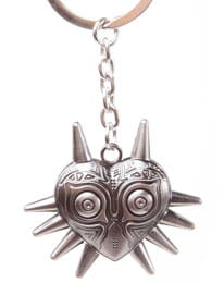 Breloczek do kluczy Nintendo - The Legend of Zelda - Majoras Mask metal