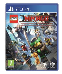 Gra LEGO Ninjago Movie Videogame (PS4)