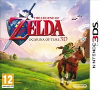 Gra The Legend of Zelda: Ocarina of Time (3DS)