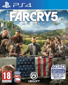 Gra Far Cry 5 (PS4)
