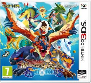 Gra Monster Hunter Stories (Nintendo 3DS)