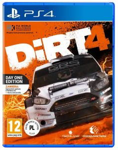 Gra DiRT 4 Day One Edition (PS4)