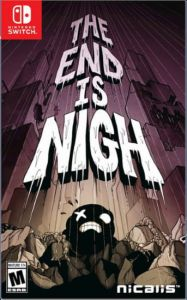 Gra The End is Nigh (Nintendo Switch)