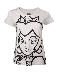 T-shirt Super Mario - Princess Peach