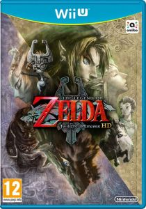 Gra The Legend of Zelda: Twilight Princess HD (Nintendo WiiU)