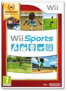 Gra Wii Sports Nintendo Selects (Nintendo Wii)