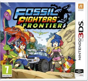 Gra Fossil Fighters: Frontier (3DS)