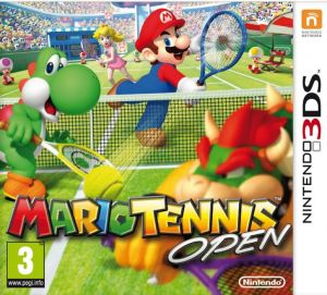 Gra Mario Tennis Open (3DS)