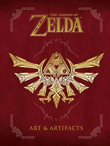 Książka The Legend of Zelda Art & Artifacts