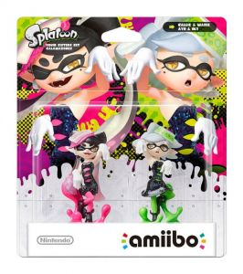 Amiibo Splatoon 2-Pack: Callie & Marie