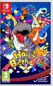 Gra Happy Birthdays (Nintendo Switch)