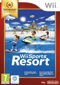 Gra Wii Sports Resort Nintendo Selects (Nintendo Wii)