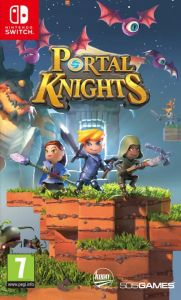 Gra Portal Knights (Nintendo Switch)