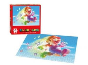 Puzzle - Super Mario Star Power
