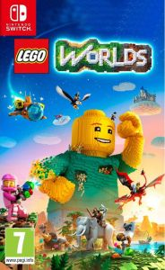 Gra LEGO Worlds (Switch)