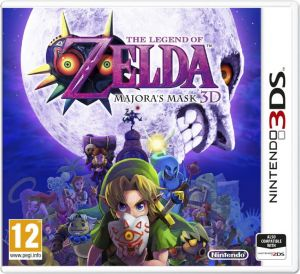 Gra The Legend of Zelda: Majora's Mask 3D (3DS)
