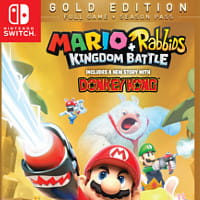 Gra Mario+Rabbids Kingdom Battle - Edycja Gold (Nintendo SWITCH)
