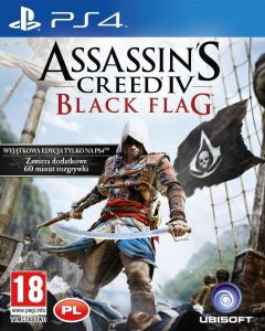 Gra Assassin`s Creed IV: Black Flag (PS4)