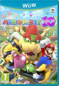 Gra Mario Party 10 (WiiU)