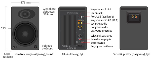 Audioengine A5+