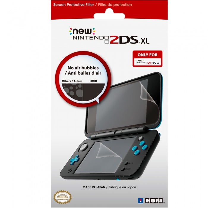 Folia na ekran New Nintendo 2DS XL