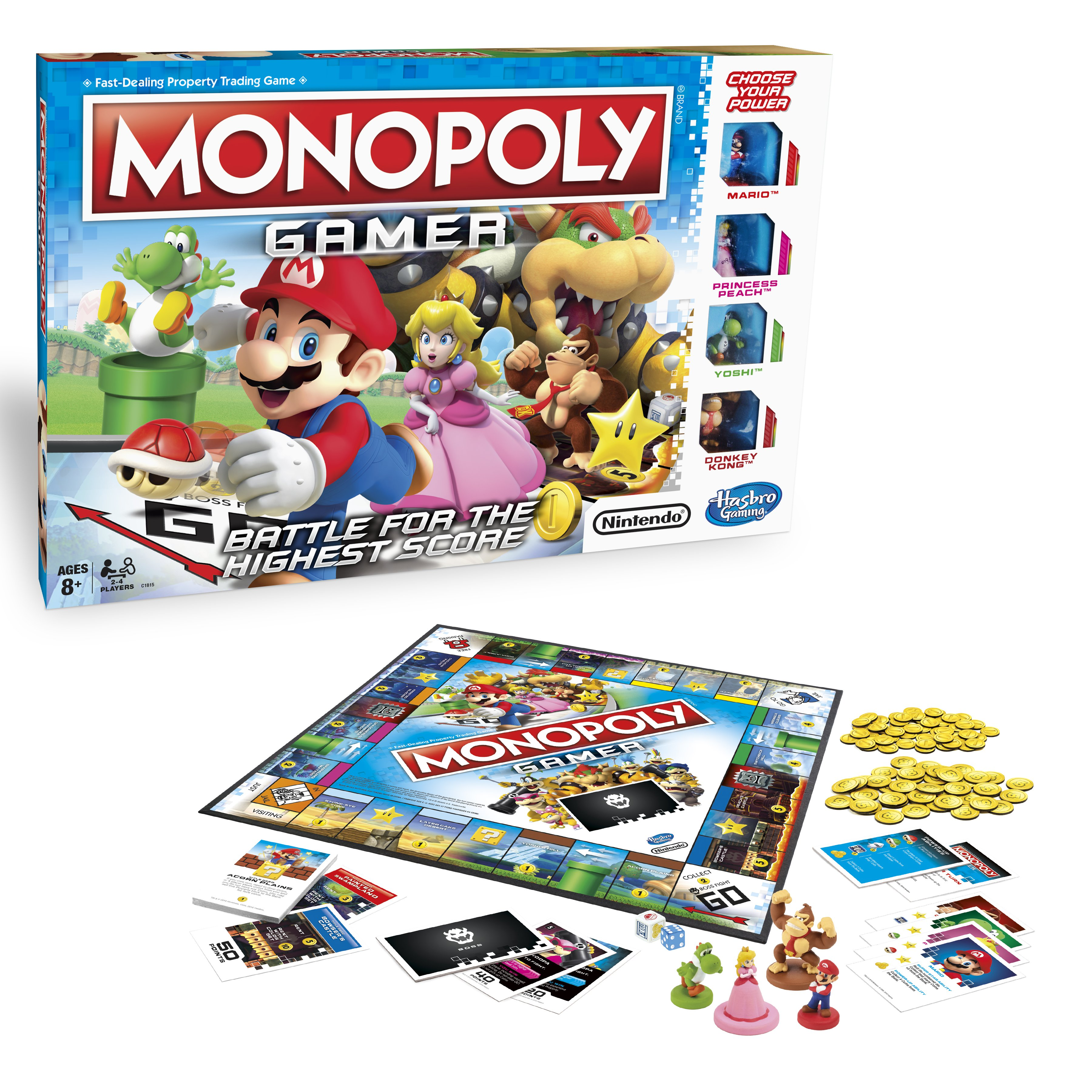 Monopoly - GAMER Edition