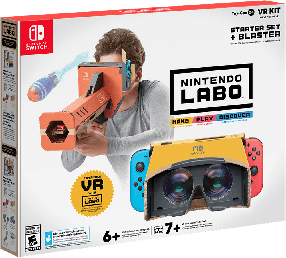 Labo Toy-Con 04 WR Starter Box