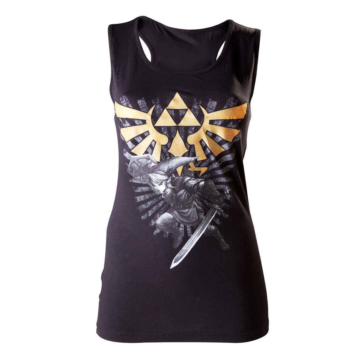 Tank Top Legend of Zelda - Zelda Warrior