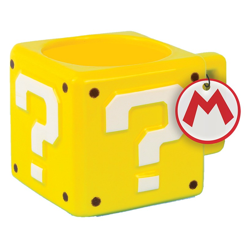 Super Mario Bros. - Question Block