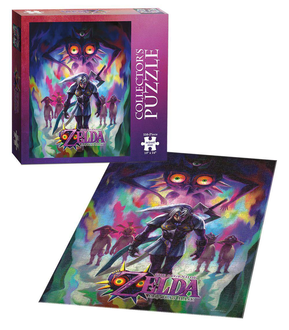 Puzzle - The Legend of Zelda Majora's Mask