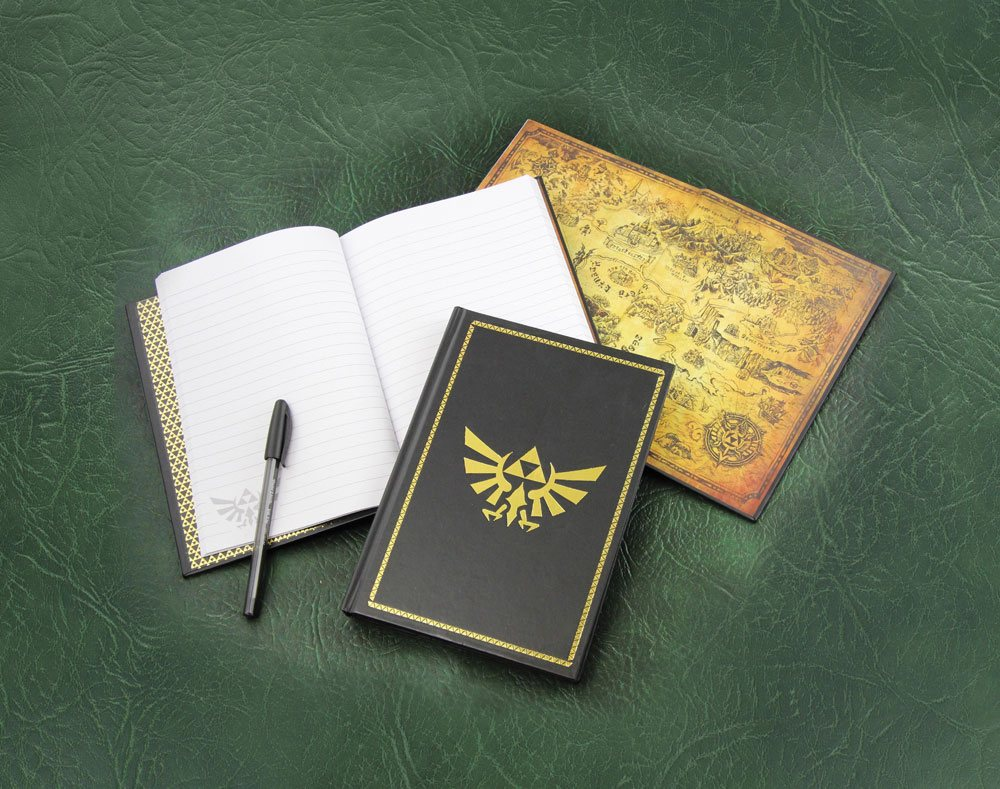 Notes The Legend of Zedla - Hyrule Wingcrest