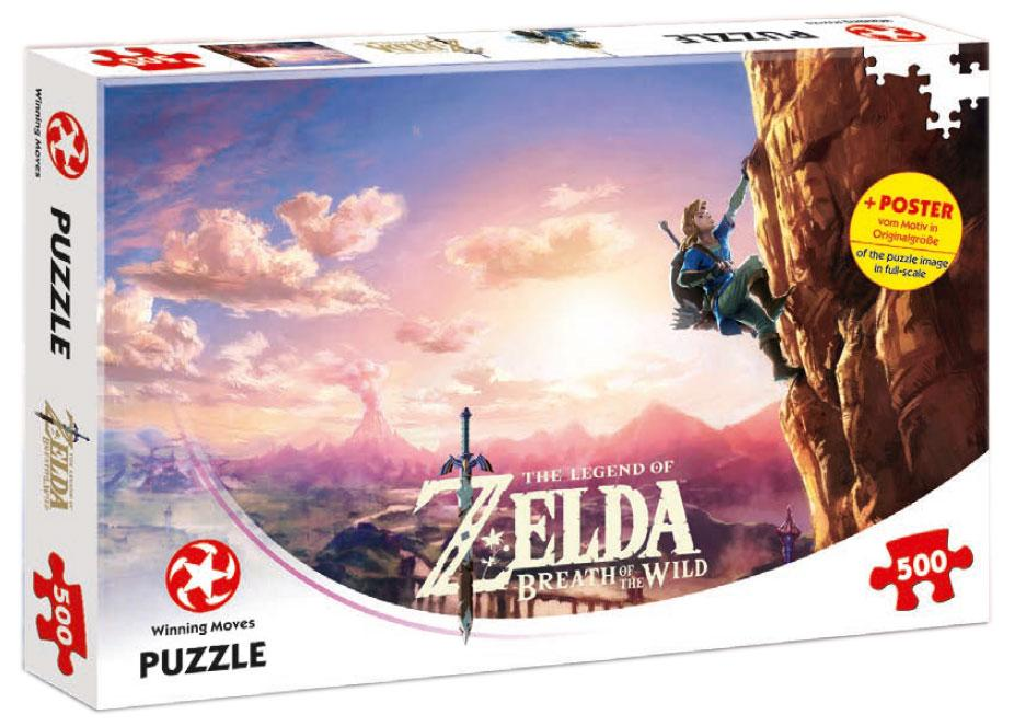 Puzzle - The Legend of Zelda Breath of the Wild